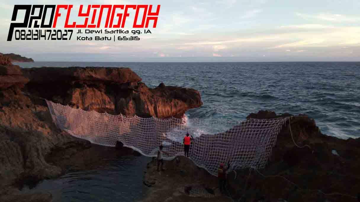 082131472027 , Jasa Pembuatan Flying Fox Jawa Timur , Jasa Pembuatan Flying Fox , Flyingfox di Pantai Gemah Besuki Tulungagung (1)
