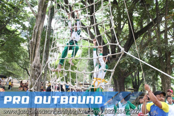 Kegiatan Outdoor Untuk Anak - Flyingfox Untuk Anak Malang, 082131472027 (2)
