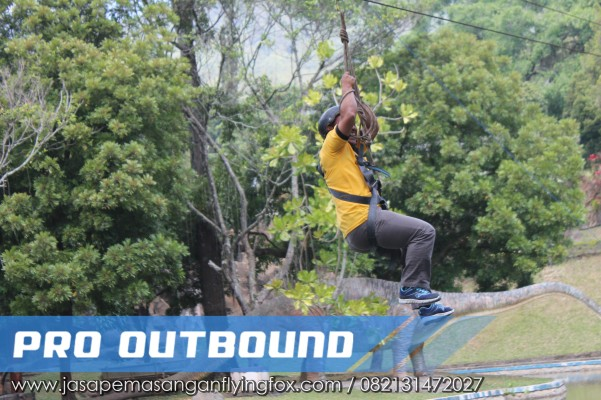 Meng-Upgrade Tempat Wisata Dengan Wahana Outbound - Jasa Pemasangan Highrope Outobund, 082131472027 (3)