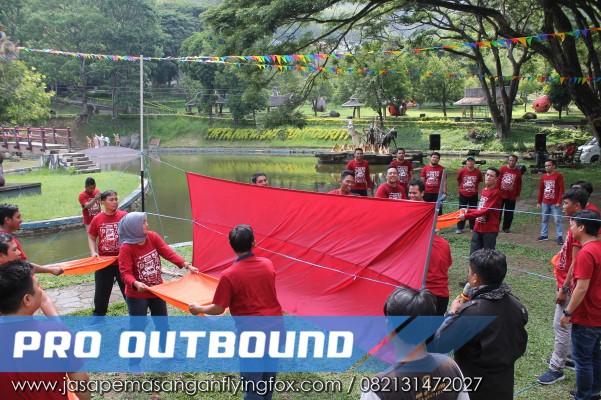 Meng-Upgrade Tempat Wisata Dengan Wahana Outbound - Jasa Pemasangan Highrope Outobund, 082131472027 (4)