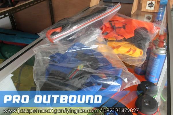 Full Body Harness Untuk Anak, Perlengkapan Flyingfox Untuk Anak - 082131472027 (1)