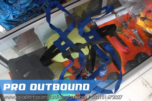 Full Body Harness Untuk Anak, Perlengkapan Flyingfox Untuk Anak - 082131472027 (2)