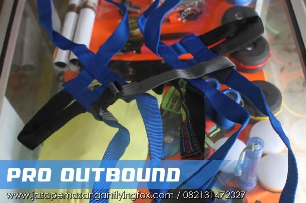 Full Body Harness Untuk Anak, Perlengkapan Flyingfox Untuk Anak - 082131472027 (3)