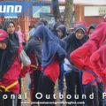 Menikmati Wahana Outbound Flyingfox Dengan Nyaman