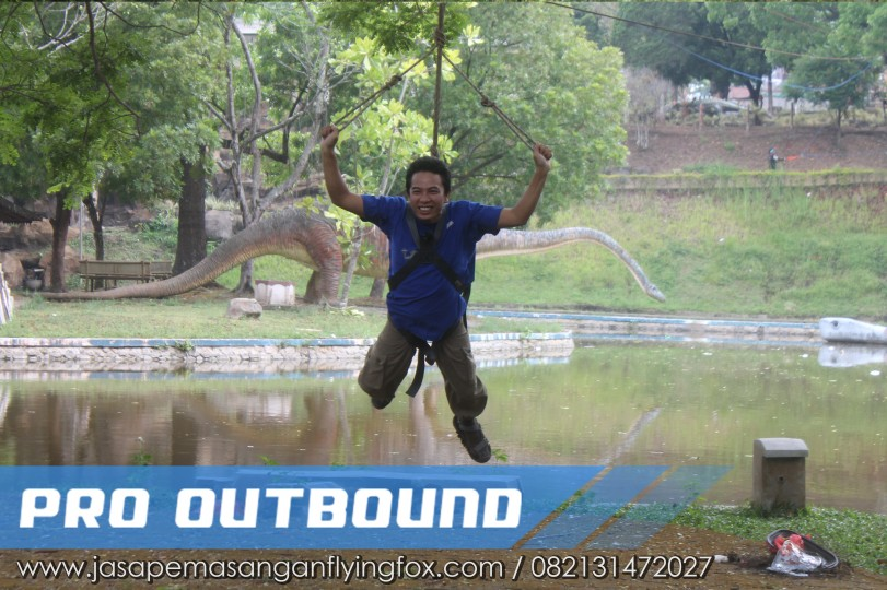 Perbedaan Outbound & Flyingfox, Alat Outbound Flying Fox Bandung - 082131472027 (2)