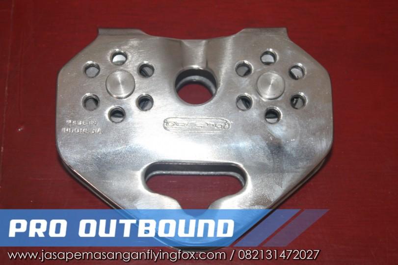 Fungsi & Kegunaan Pulley Pada Flyingfox, Jual Peralatan Flying Fox Bandung - 082131472027 (1)