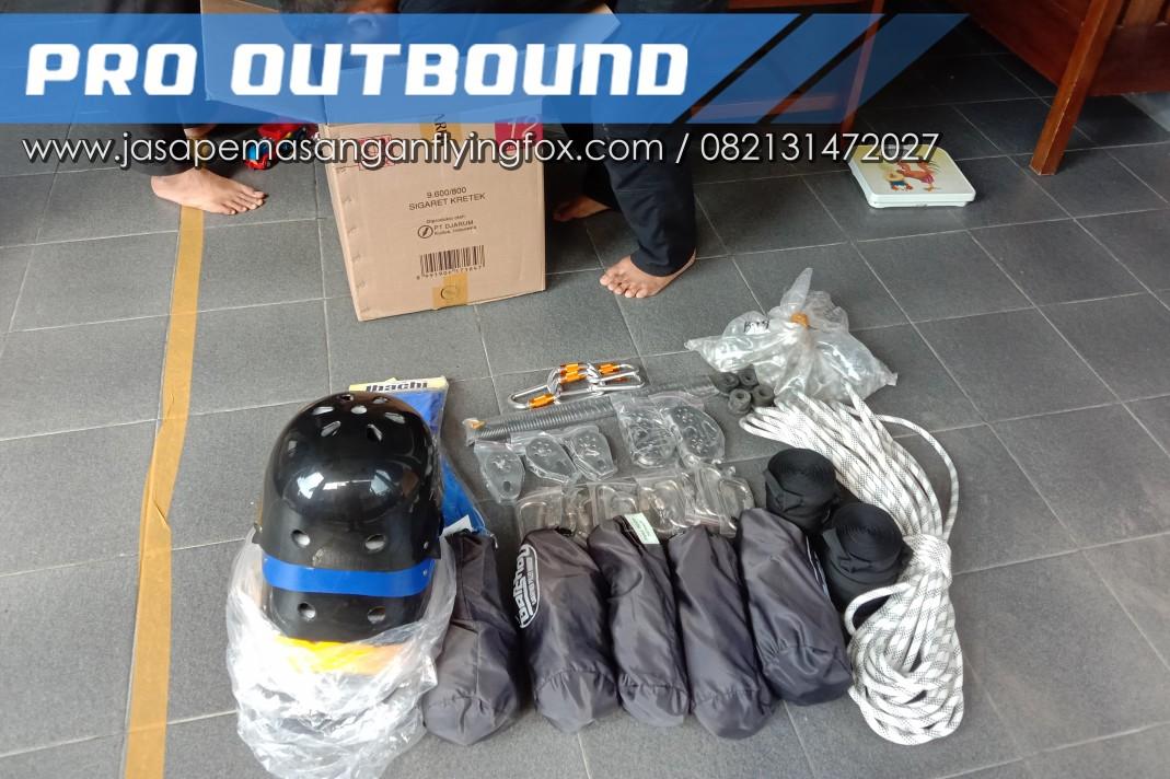 Pengiriman Sat Set Alat Flyingfox ke Pulau Kalimantan, Alat Untuk Flying Fox Pemalang - 082131472027 (1)