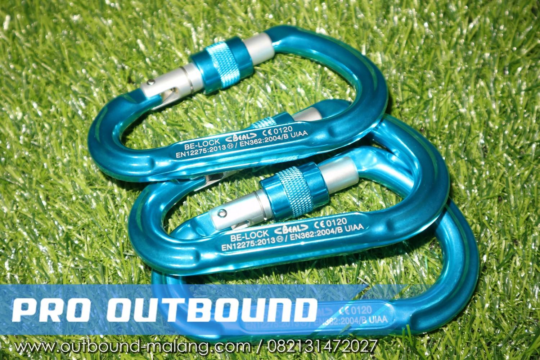 Mengenal Bentuk Carabiner Oval dan D Shape, Jual Carabiner Di Malang - 082131472027 (2)