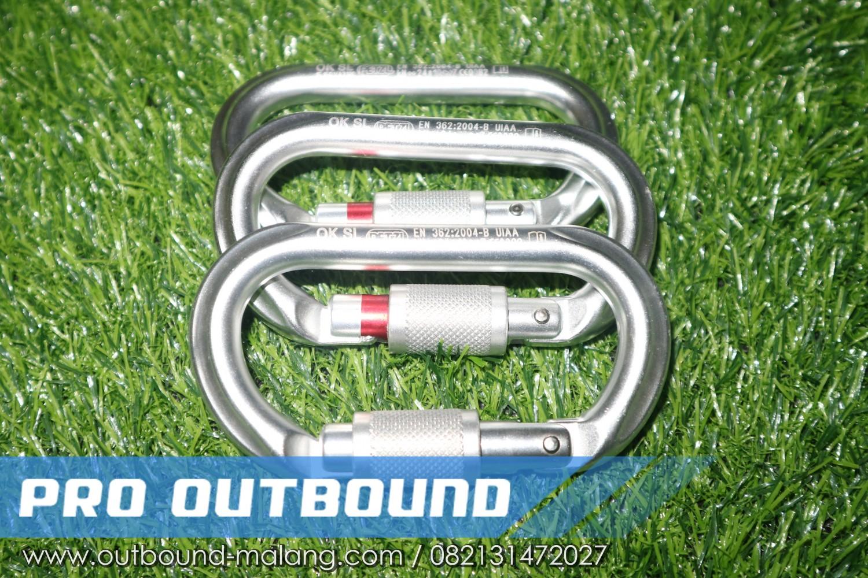 Mengenal Bentuk Carabiner Oval dan D Shape, Jual Carabiner Di Malang - 082131472027 (3)
