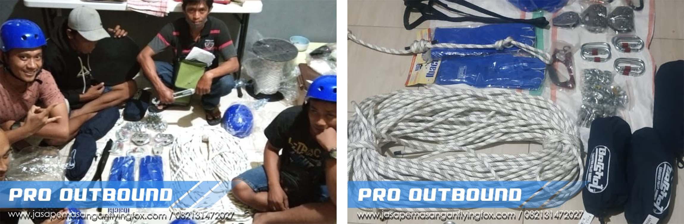Kelompok Usaha Perhutanan Sosial (KUPS) Ekowisata Bluluk Mas Lamongan, Penjual Alat Flying Fox Malang - 082131472027 (1)