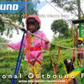 Penyedia Highrope Games Untuk Anak Anak di Kota Wisata Batu